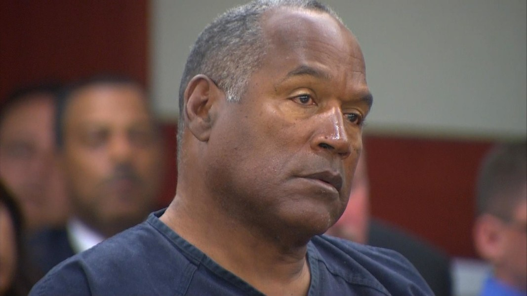 Nevada Parole Board Determining OJ's Fate Next Week