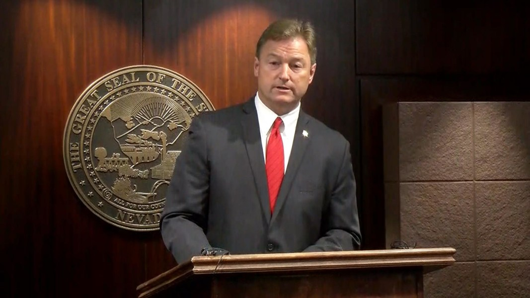 Break-In at Sen. Dean Heller's Las Vegas Office