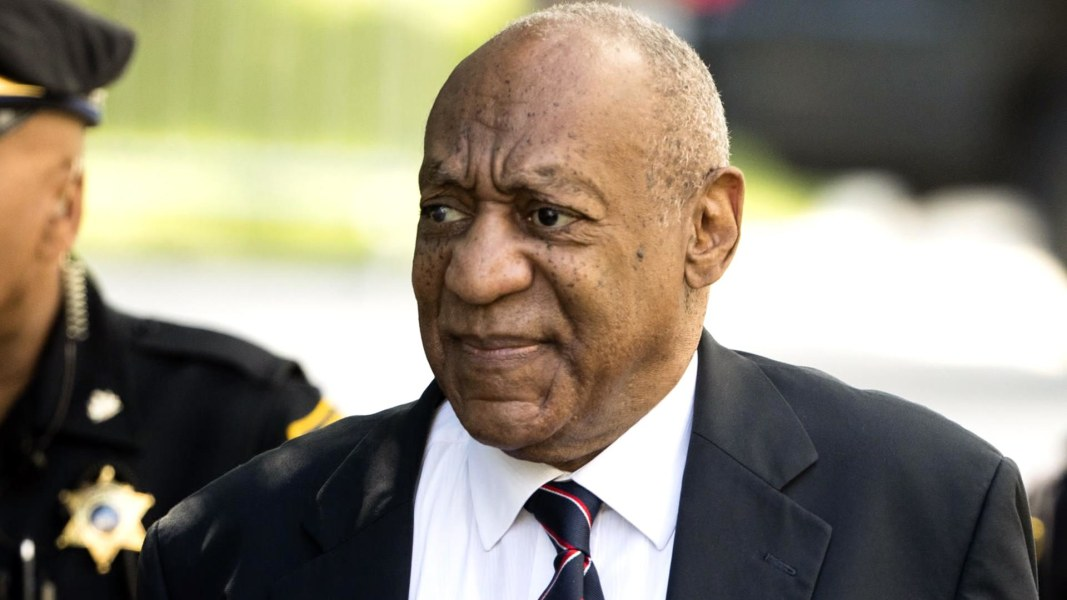 Bill Cosby 'in good spirits' as he awaits trial verdict