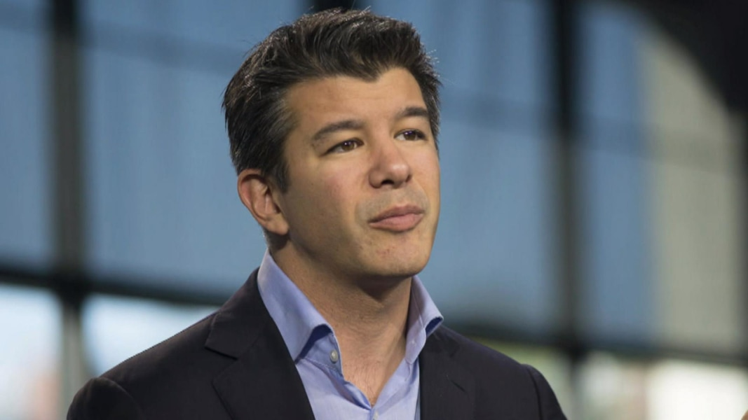 Uber loses another top executive Emil Michael