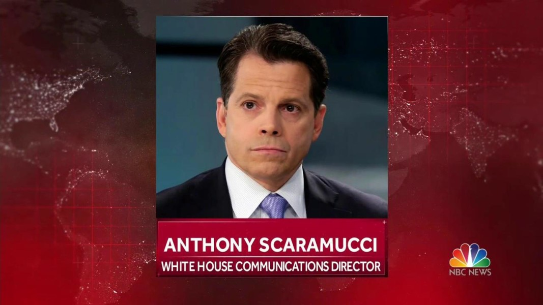 Anthony Scaramucci Bill Hader Spoofs The Mooch 'I'm Like Human Cocaine!!!'