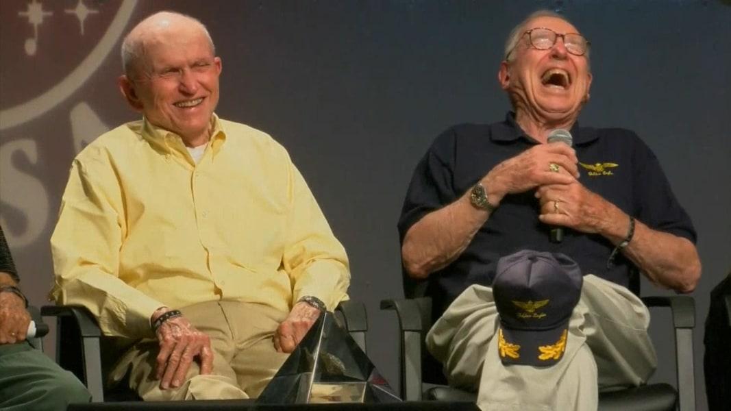 Apollo Astronauts Reunite to Celebrate 50th Anniversary ...