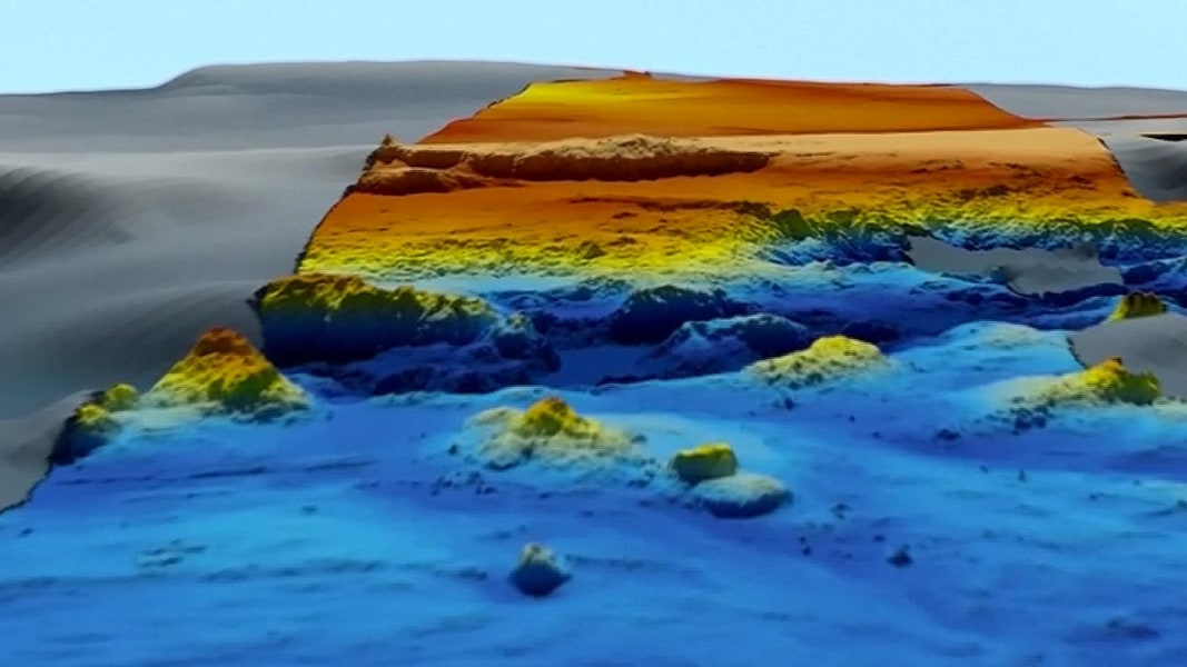 MH370 Search Data Published Reveals Ocean Geology, Shipwrecks and Fishing Grounds