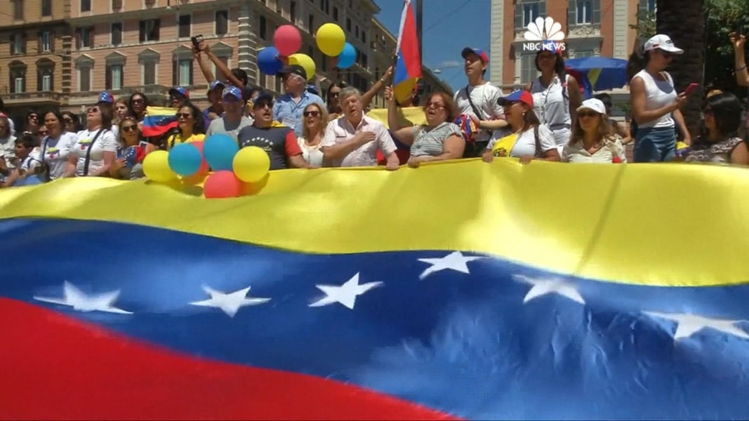 Seven million vote in Venezuela referendum