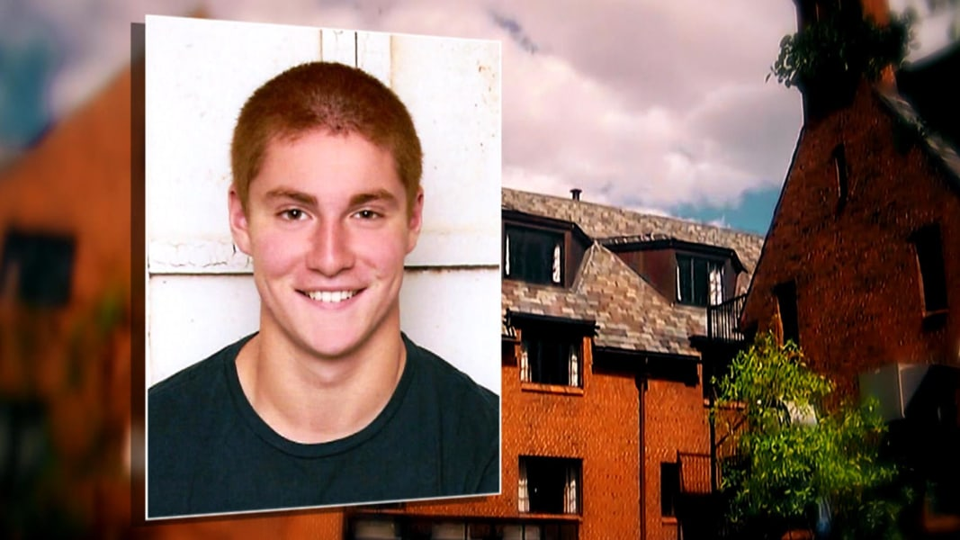 Penn State frat compelled pledges to drink before hazing death