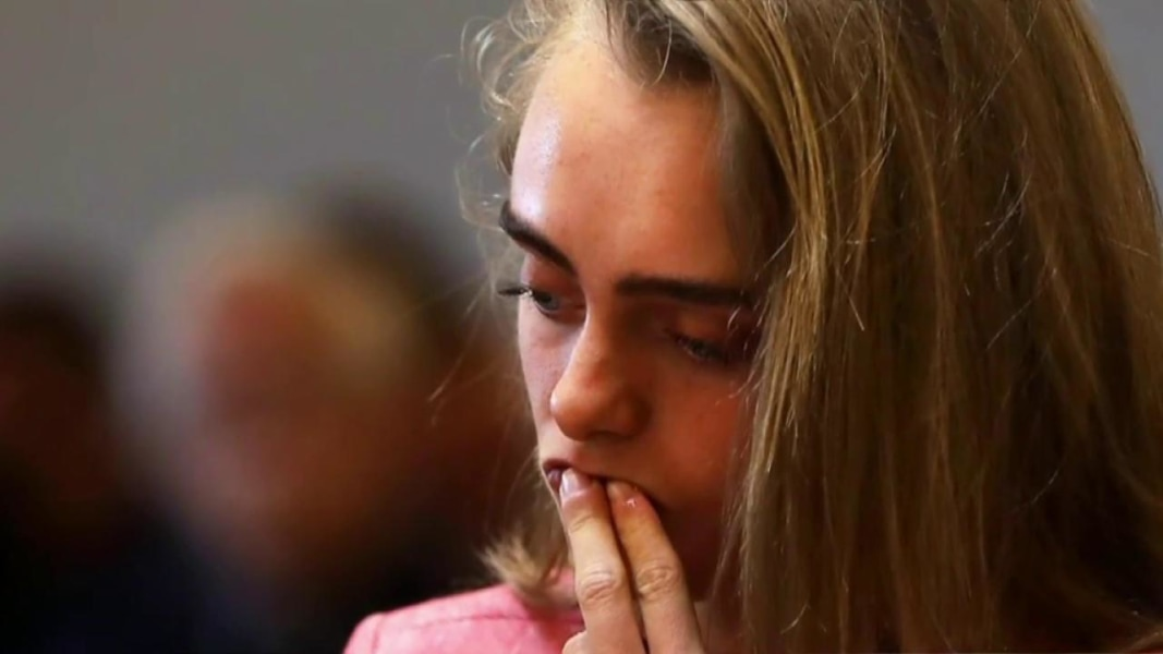 Michelle Carter In Jail >> Michelle Carter, Convicted in Texting-Suicide Case