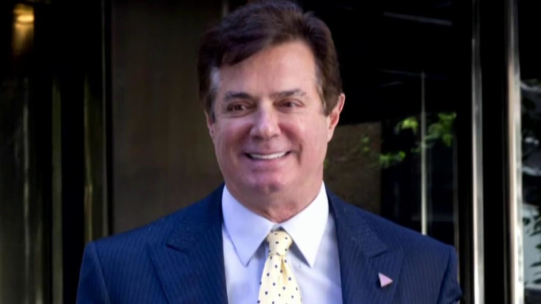 New Mueller Subpoenas Put Manafort in the Cross Hairs