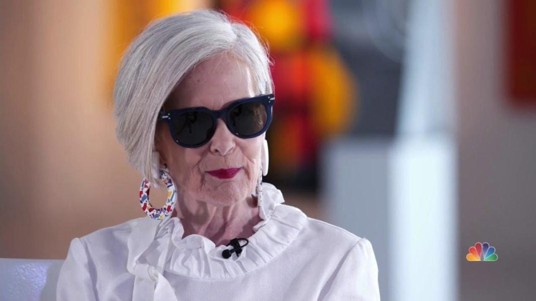 Accidental Icon: 64 Year-Old Fordham Professor Becomes Fashion Star