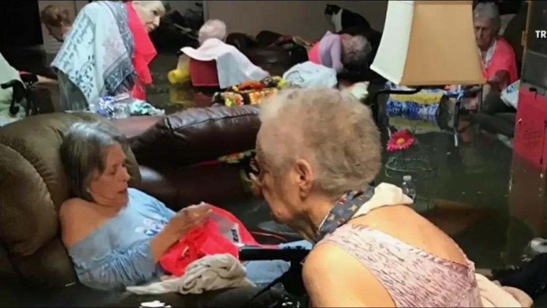 Startling Image Prompts Nursing Home Rescue