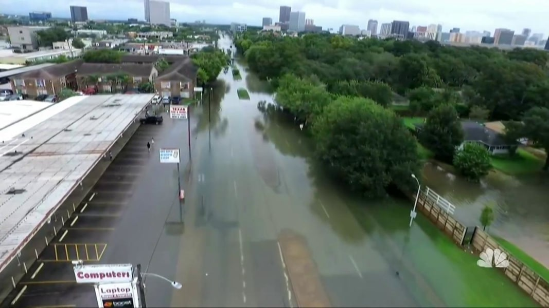 A Look at Why Houston Floods - NBC News