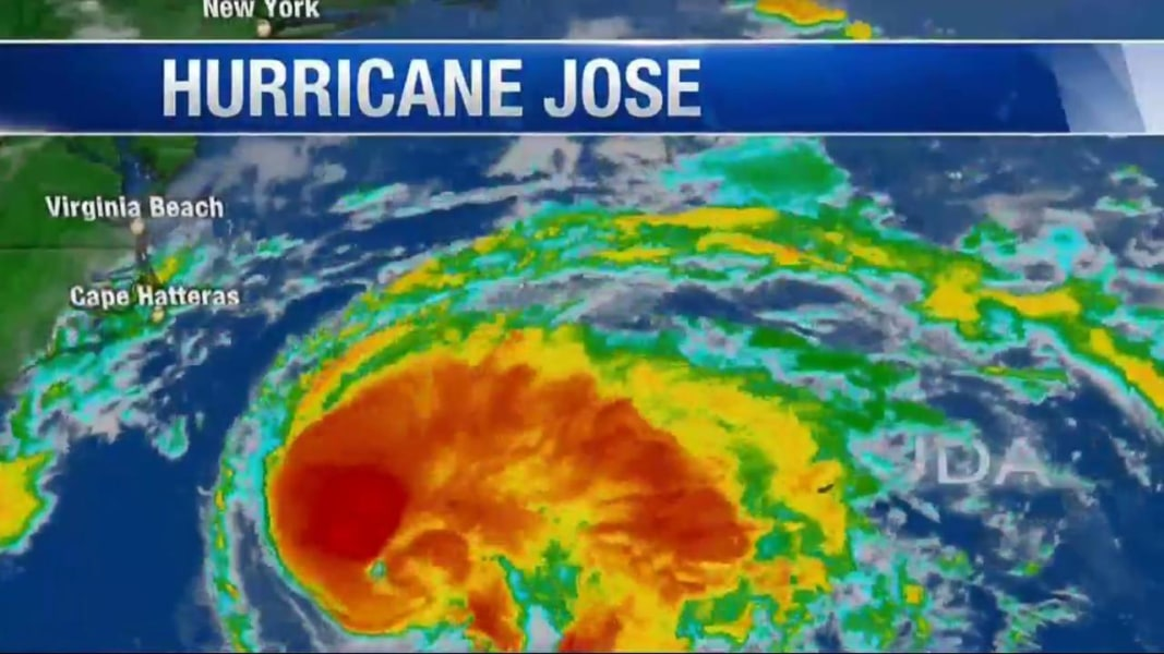 Hurricane Maria strengthens to Category 4 as it approaches Caribbean