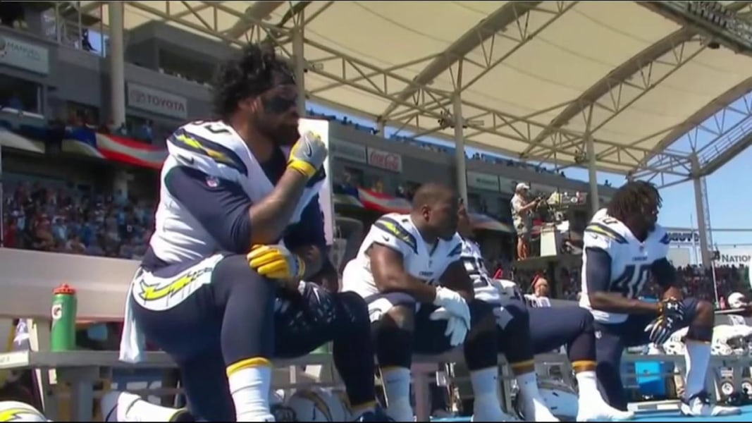 NFL National Anthem protests: Your thoughts?
