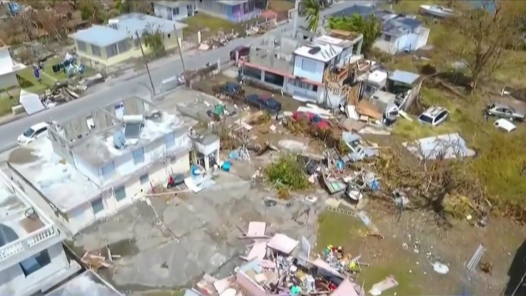 Puerto Rico, A Disaster by any measure