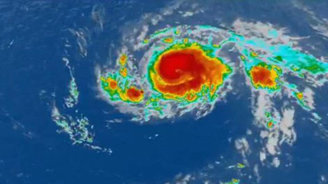 Hurricane Irma Strengthens To Category 5 Storm As Florida