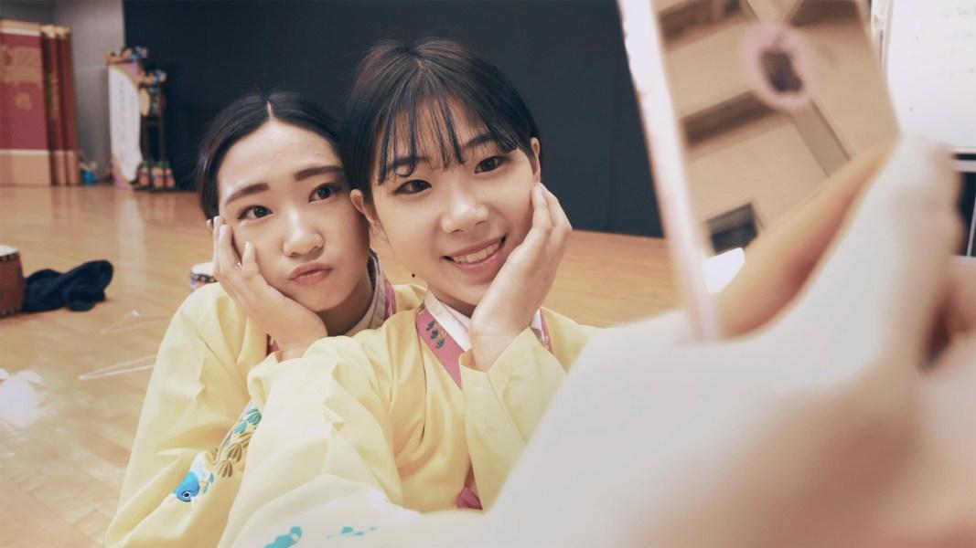 south korean teen