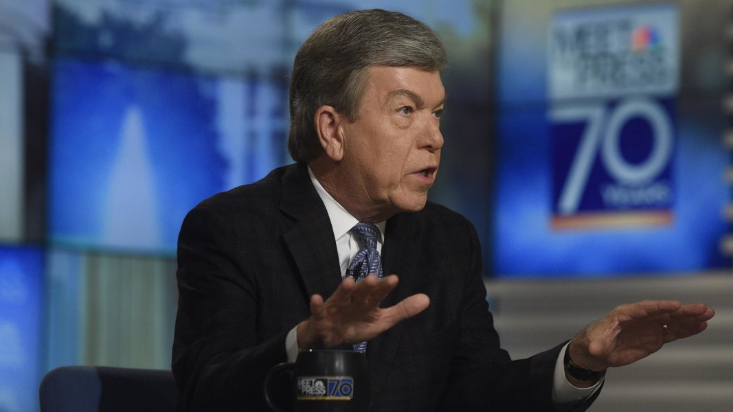 Senator Roy Blunt Has Some Choice Words About Kim Jong