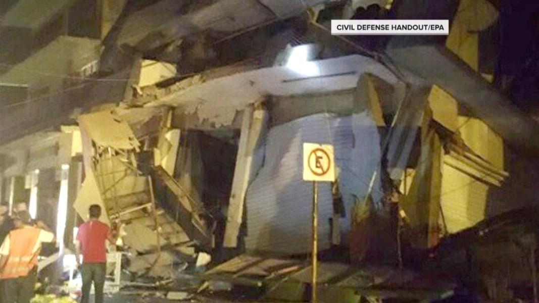 Mexico quake cripples buildings, leaves Juchitán's 'Palacio Municipal' in rubble