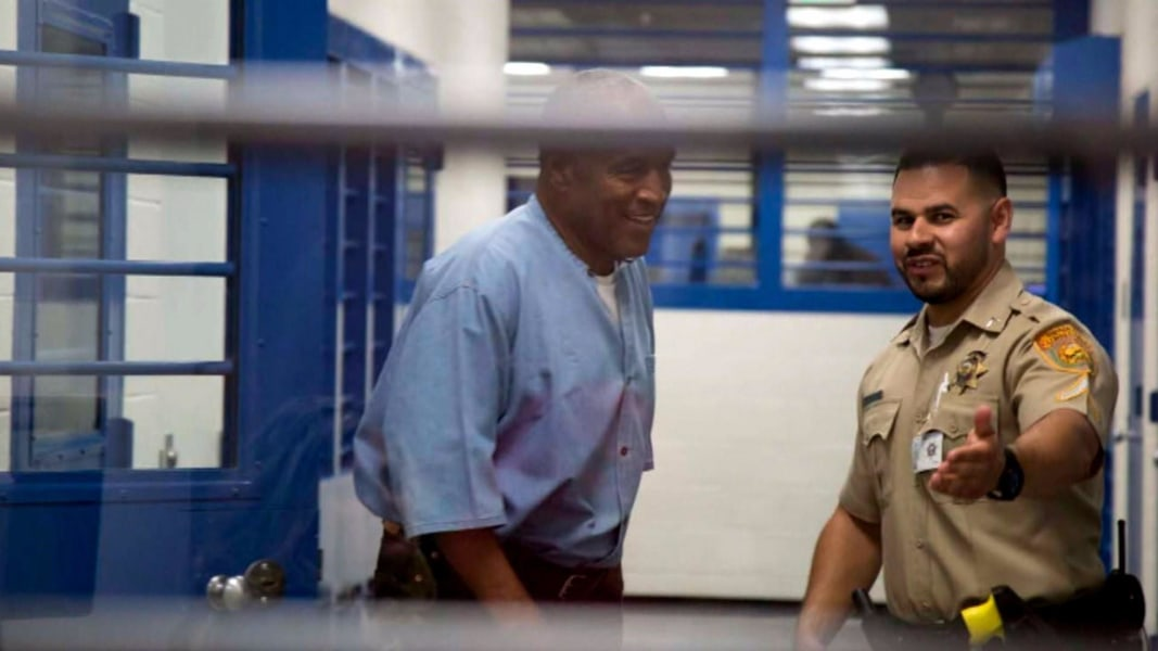 O.J. Simpson Released From Nevada Prison on Parole 2