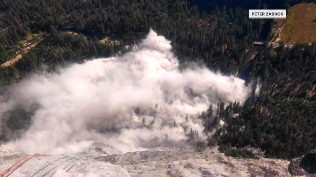 Dead, 2 Injured After Pair Of Rockslides At Yosemite's El Capitan