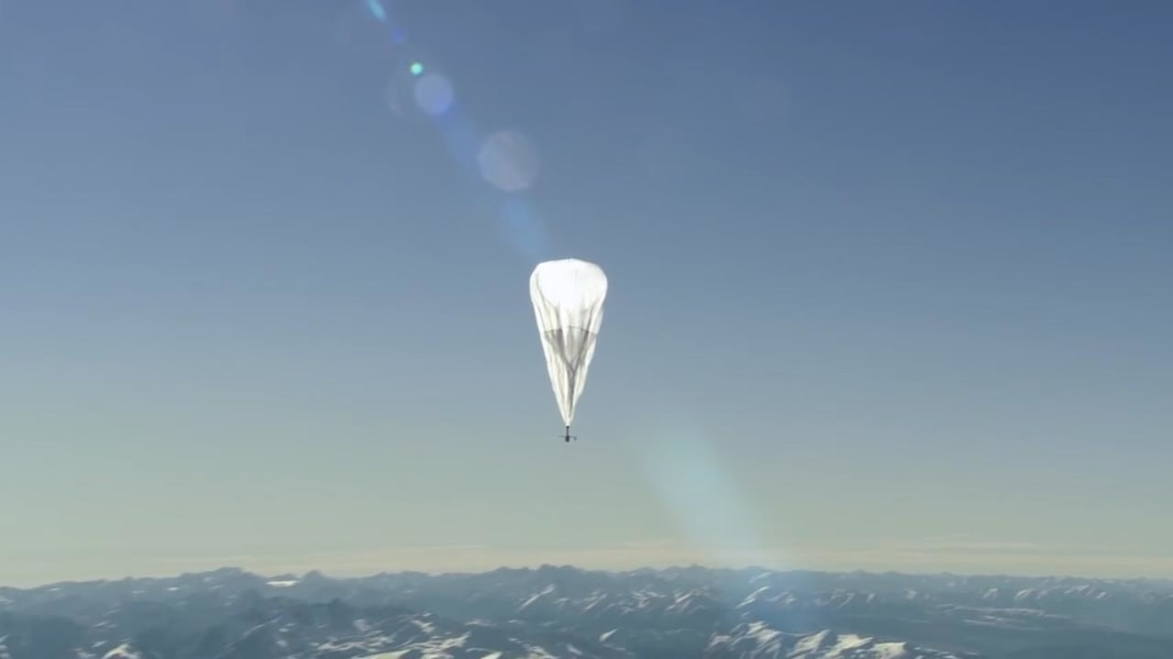 Alphabet's Project Loon Is Providing 4G Connectivity For Puerto Rico