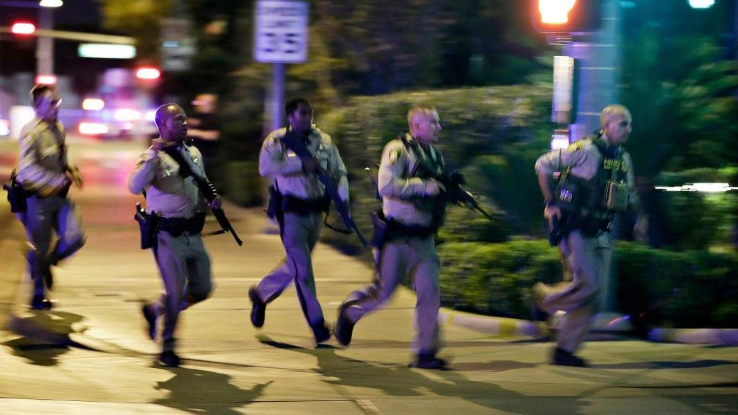 Las Vegas Concert Shooting Suspect Identified as Stephen Paddock, 64