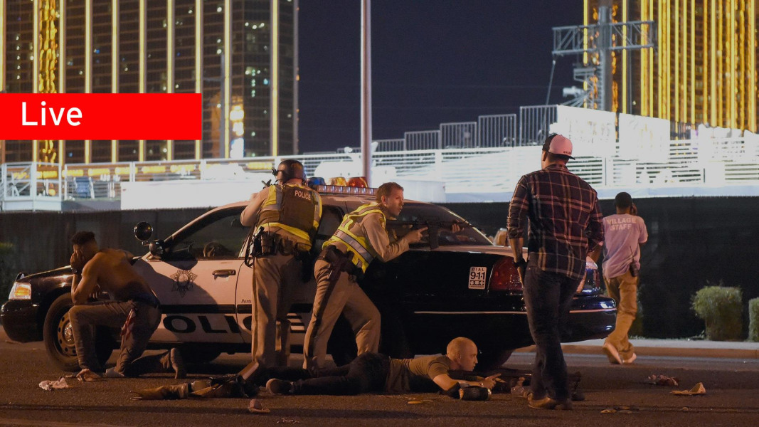 Was US shooter originally targeting Las Vegas festival headlined by Lorde?