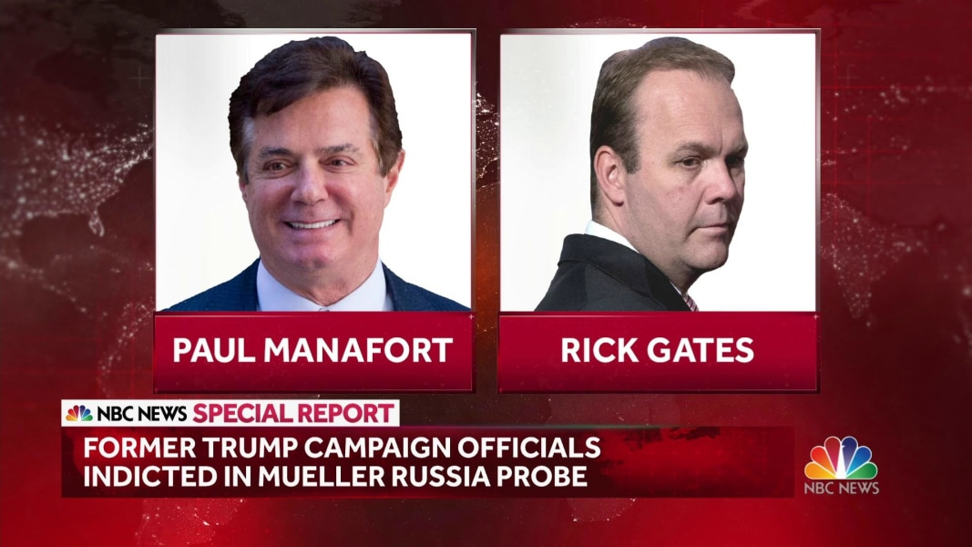 Paul Manafort & Richard Gates' Caribbean Link
