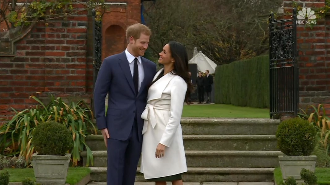 Prince Harry, Meghan Markle to tie knot in spring 2018