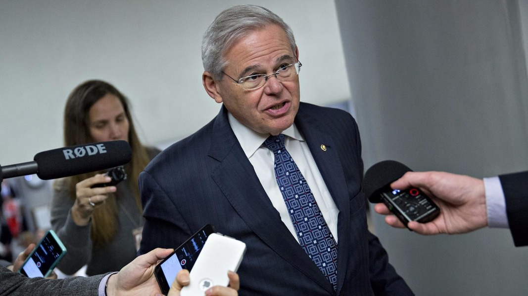 Democratic Sen. Bob Menendez's bribery trial ends with mistrial