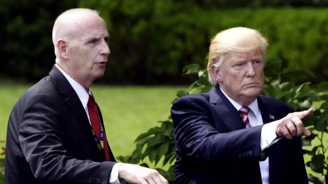 Image result for trump bodyguard