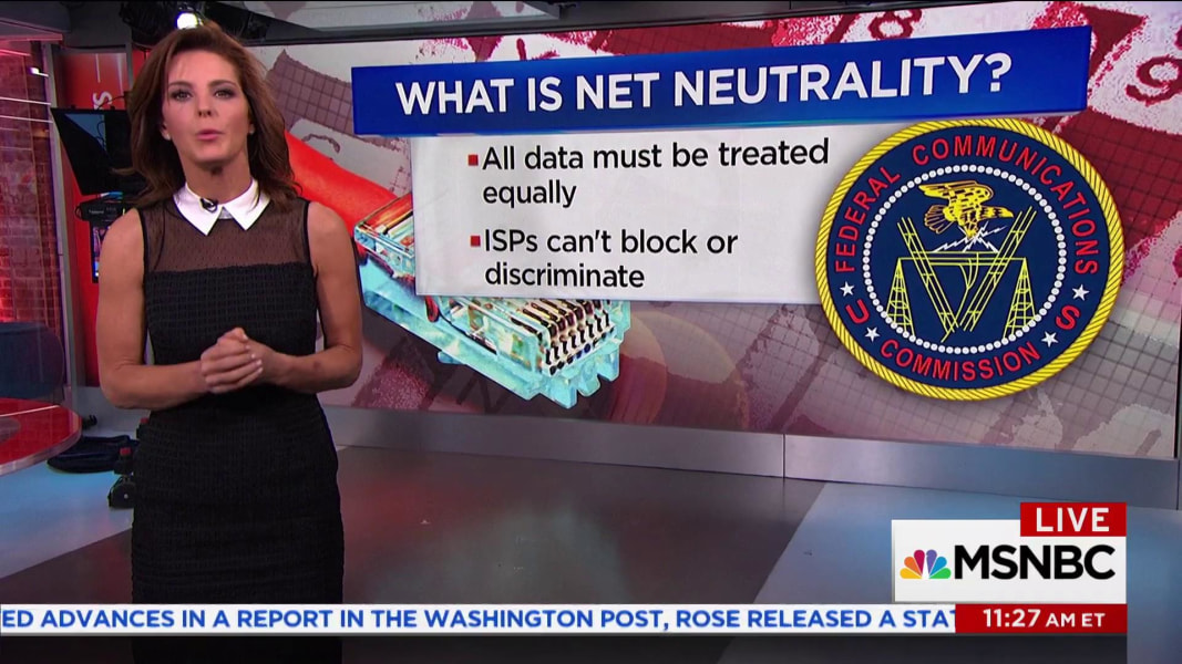 NY AG investigating 'massive scheme' to influence FCC comments on net neutrality