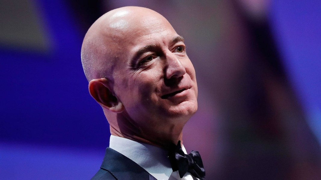 Black Friday sales push Jeff Bezos' net worth over $100bn