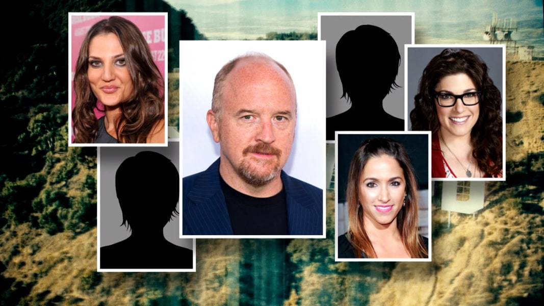 Media companies are reassessing their ties to comic Louis CK