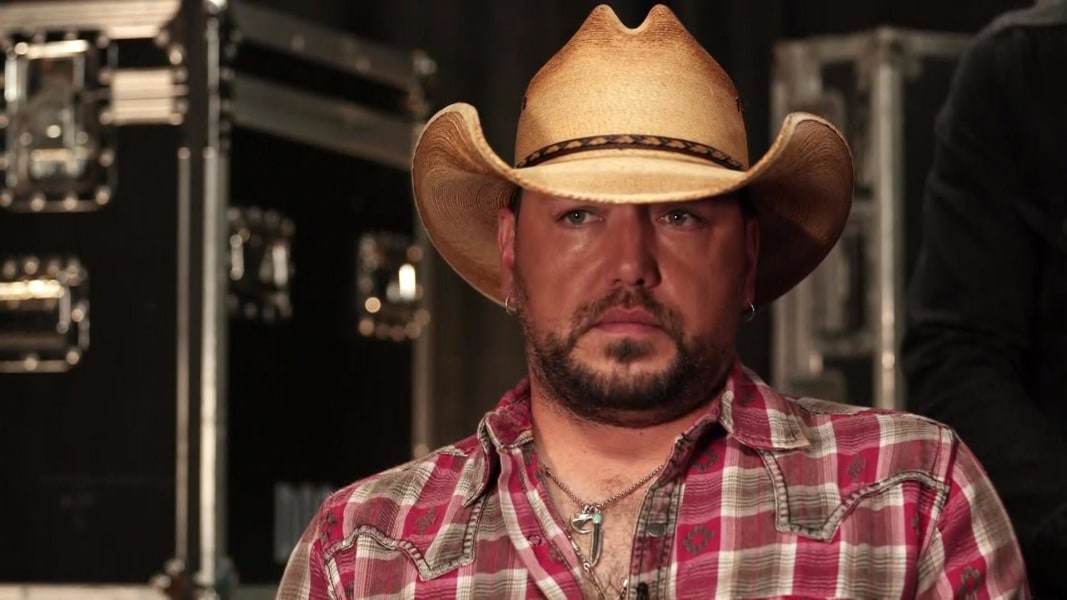 Jason Aldean Recounts Onstage Confusion During Route 91 Shooting on 'Today'