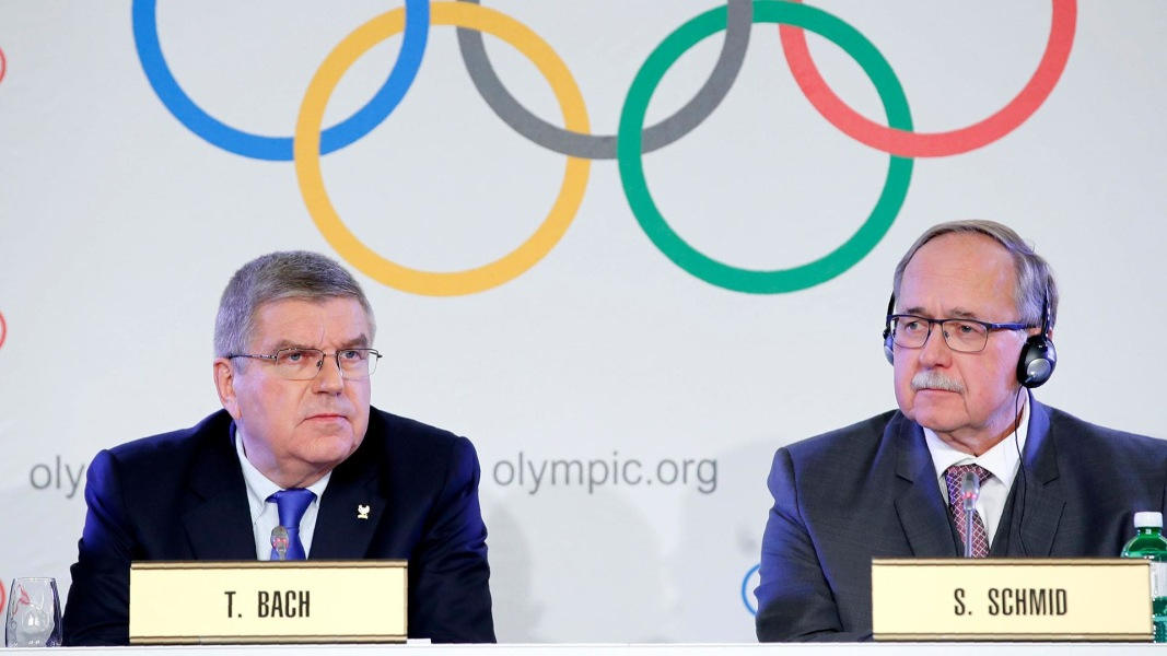 Image result for IOC bans Russia from 2018 Winter Olympics