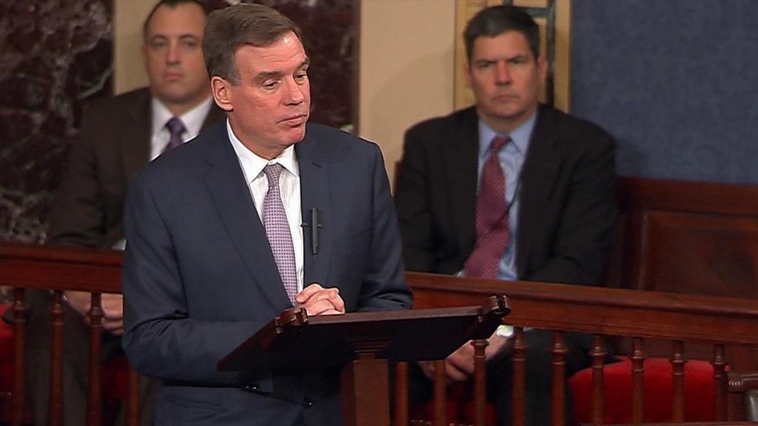 Warner: Firing Mueller would be 'gross abuse of power'
