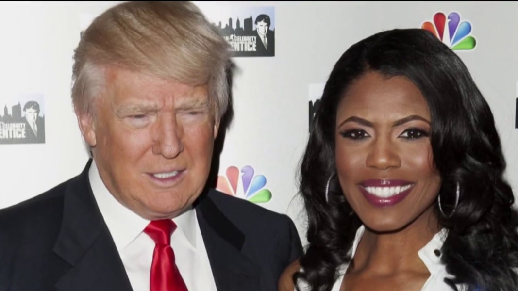 Trump Thanks Omarosa Manigault Newman After White House Announces Her Resignation