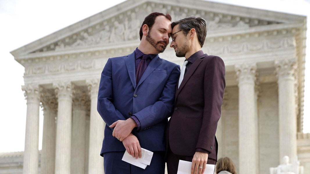 Colorado Gay Couple Denied Wedding Cake