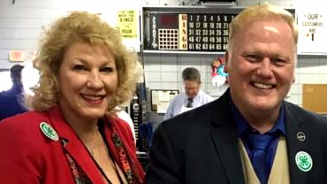 Wife of Kentucky lawmaker who killed himself calls death