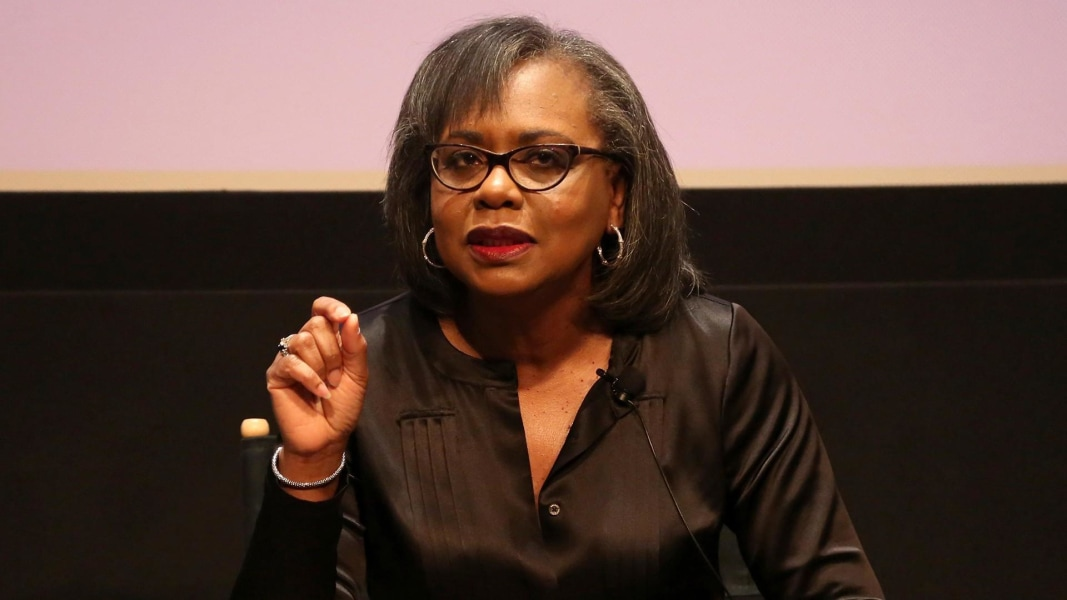 Anita Hill chosen to lead Hollywood sexual harassment commission