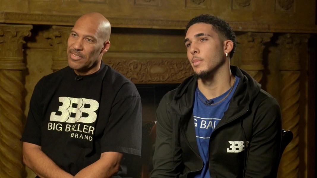 LaVar Ball pulls suspended LiAngelo out of UCLA