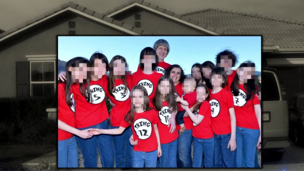 California torture house: 13 siblings allowed to eat once a day ...