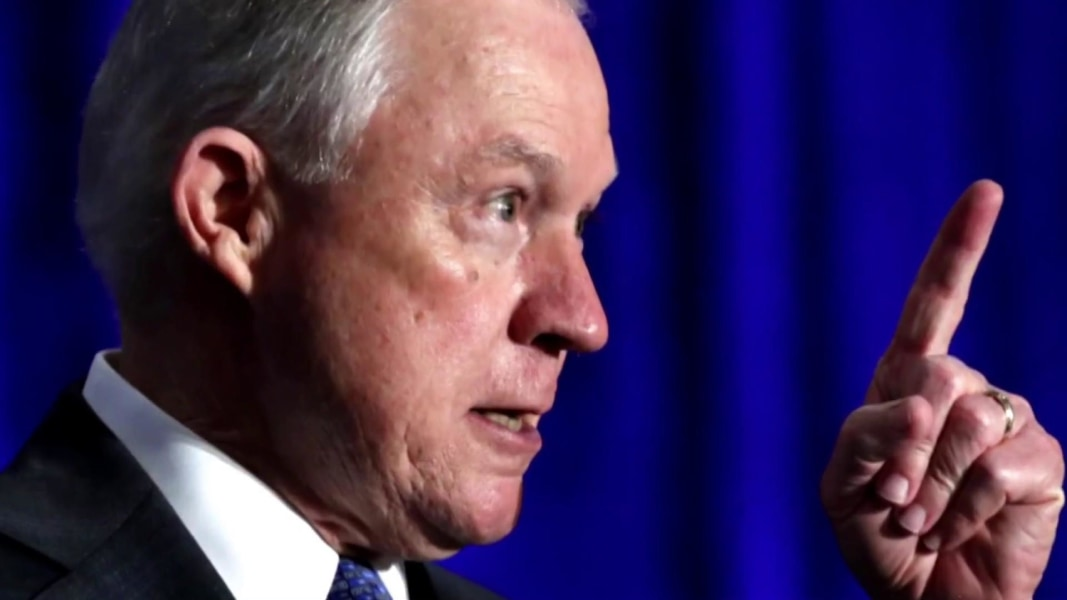 Sessions memo could ignite federal and state clash over marijuana in MA