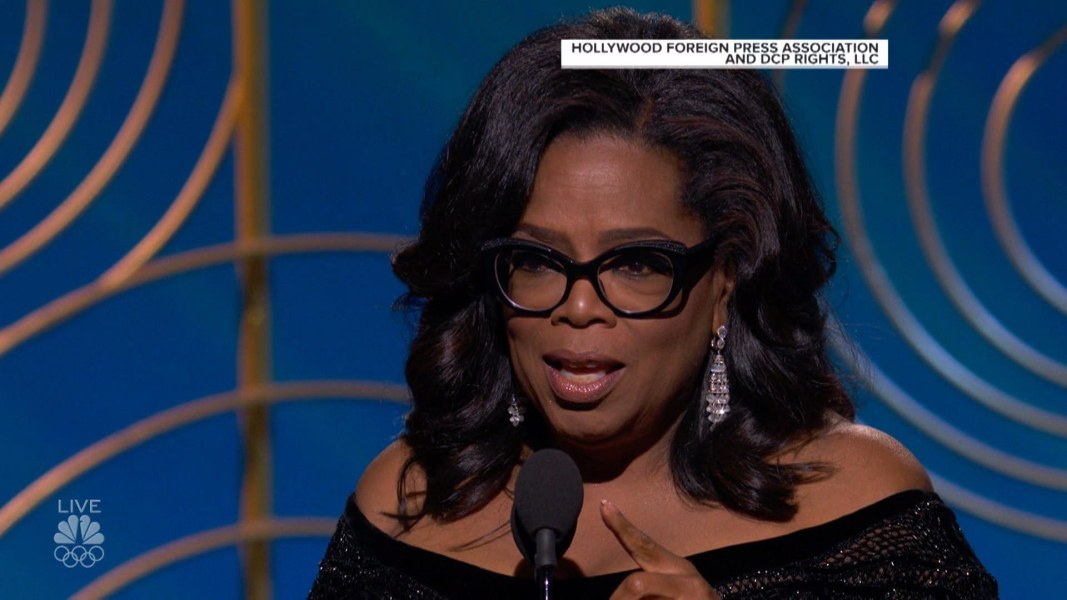 Trump: I'd 'beat Oprah' in 2020 presidential match-up