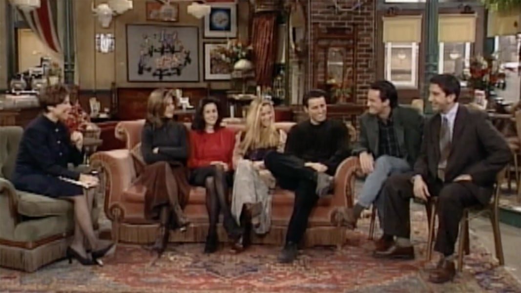 analysis of tv show friends One of the most common criticisms made about the tv show is that it is unrealistic in its depiction of the type of living standards that the six friends enjoy would it be conceivable for the six of them to live the type of lifestyle they do in today's era.
