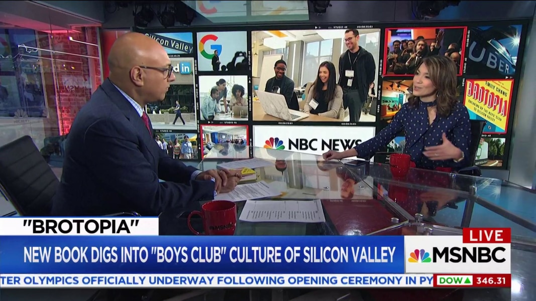why silicon valley s bro culture is getting worse nbc news