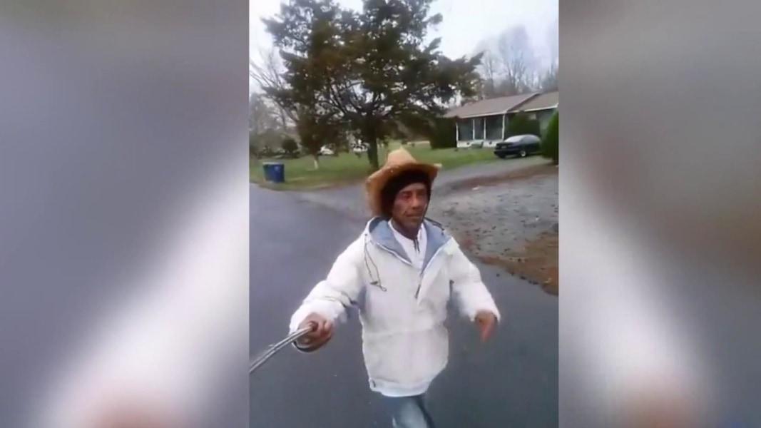 Murder caught on Facebook Live