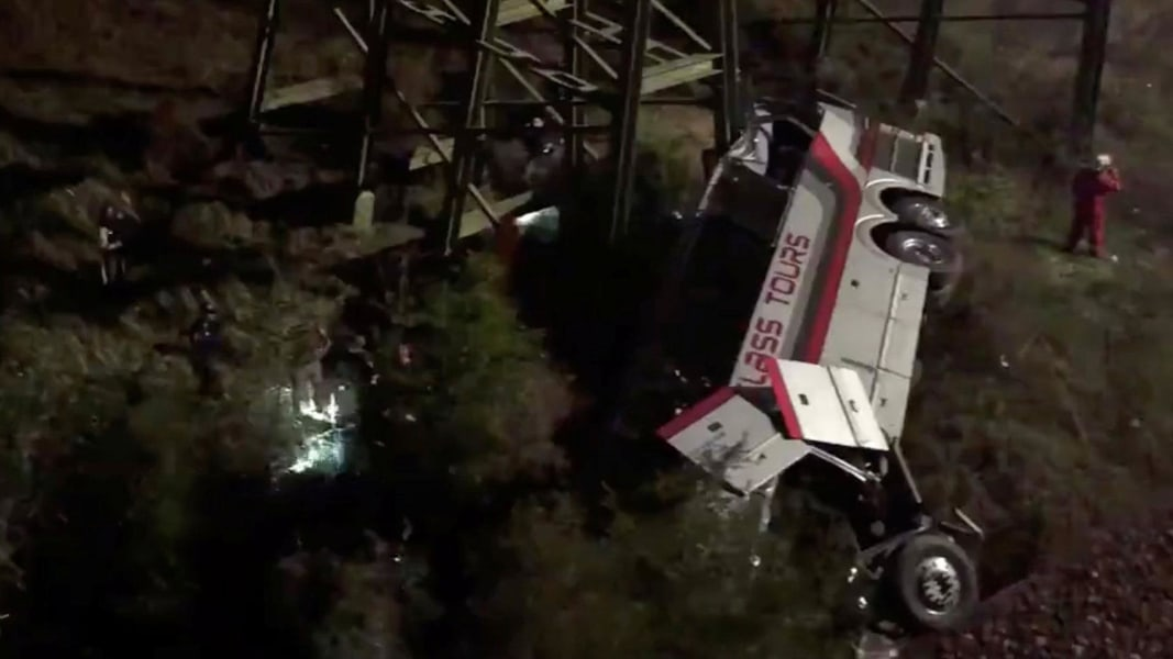 Alabama Bus Crash Vehicle Was New Says Ntsb Nbc News