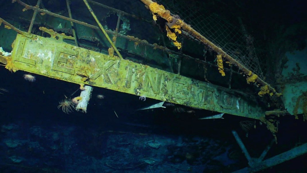 Top 10 Undiscovered Shipwrecks of WWII - War History Online
