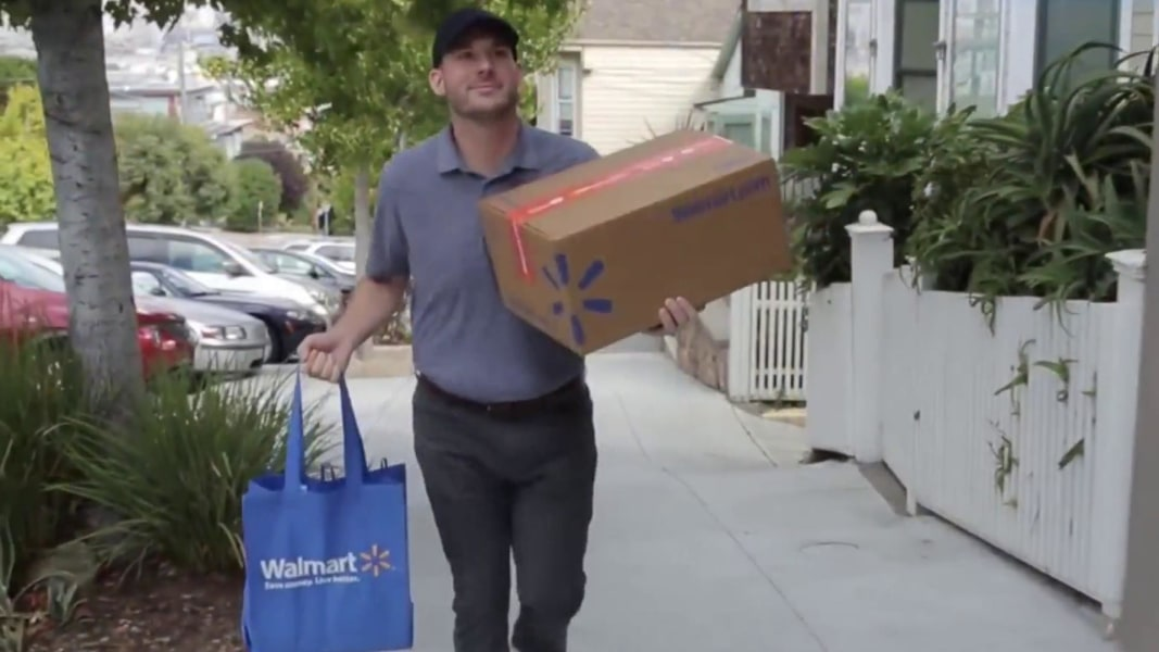 Walmart to offer same-day grocery delivery in 100 markets ...
